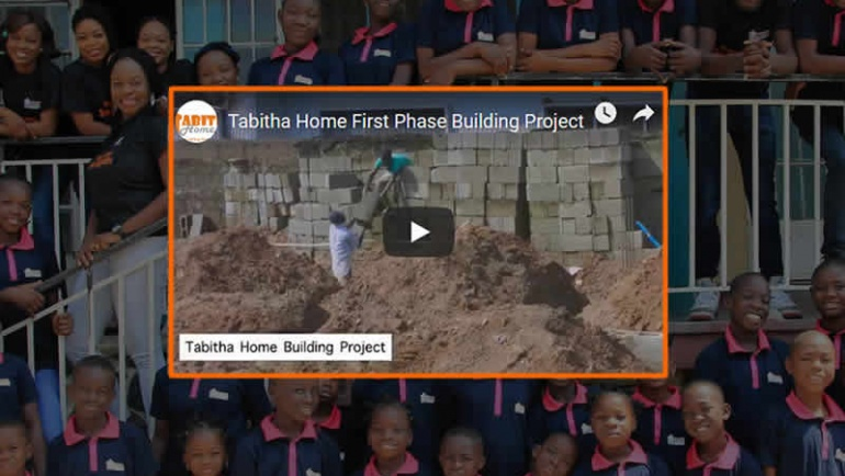 Tabitha Home Building Project