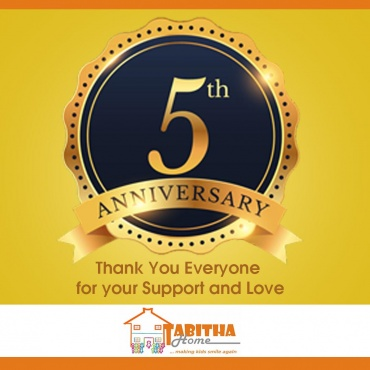 Tabitha Home 5th Year Anniversary